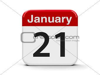 21st January
