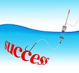 Success hook fishing tackle