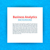 Business Analytics Paper Template