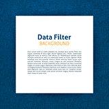Data Filter Paper Template