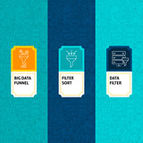 Line Data Filter Package Labels
