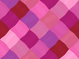 Seamless Pink yarn Pattern