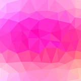 Mosaic Pink Background.