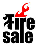 Fire Sale logo