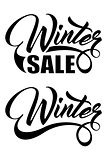 Inscription Winter Sale