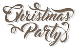Inscription Christmas Party
