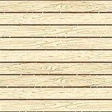 Seamless wood planks pattern. Tree bark texture vector snowy background.