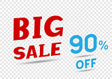 Big sale text message