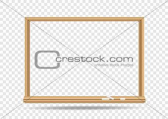 blackboard template transparent