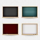 blackboard school template set