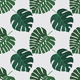 Exotic seamless pattern