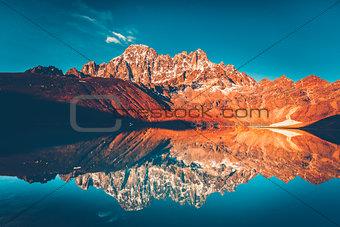 Gokyo lake, Trekking in Everest region, Nepal