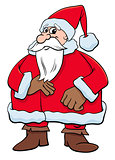 Santa Claus Christmas character