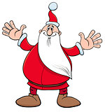 Santa Claus Christmas holiday character