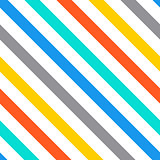 Vector diagonal stripes seamless pattern