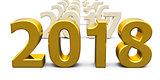 Gold 2018 come