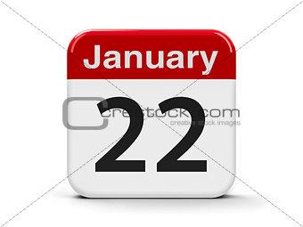 22nd January