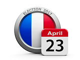 Election Day France