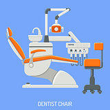 Dentist Chair concept
