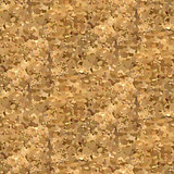 Vector gold glitter sand seamless background.