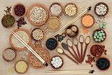 Macrobiotic Healthy Food Sampler