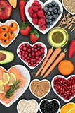 Health Food for a Healthy Heart
