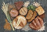 High Dietary Fiber Food