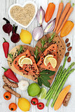 Healthy Diet Food to Promote Heart Health