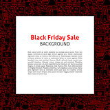 Black Friday Paper Template