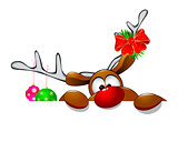 Fun reindeer