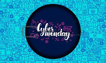 Cyber Monday Web Banner
