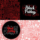 Black Friday Website Banners