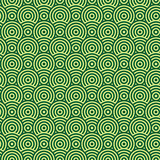 Abstract circle seamless texture