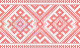 traditional Russian and slavic ornament