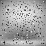 Set of Grey Stars