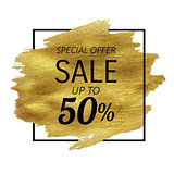 Sale Golden Blot