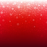 Christmas Red Banner