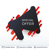 Black Friday Special Offer badge.
