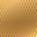 Golden Pound Sterling background