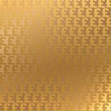 Golden Pound Sterling background