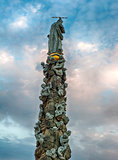 Plague Pillar