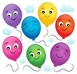 Balloons theme image 8