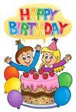 Happy birthday thematics image 2