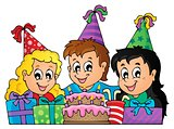 Kids party theme image 9