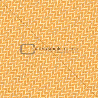 Abstract Diagonal Orange Pattern.  Floor Tiles.