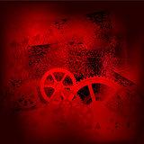 grunge gears rad-black 00