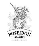 Poseidon god of the seas