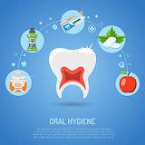 Oral Hygiene Concept