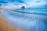 Kemasik beach, Terengganu, Malaysia