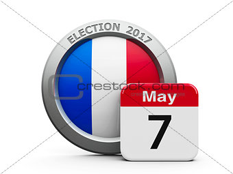 Election Day France #2